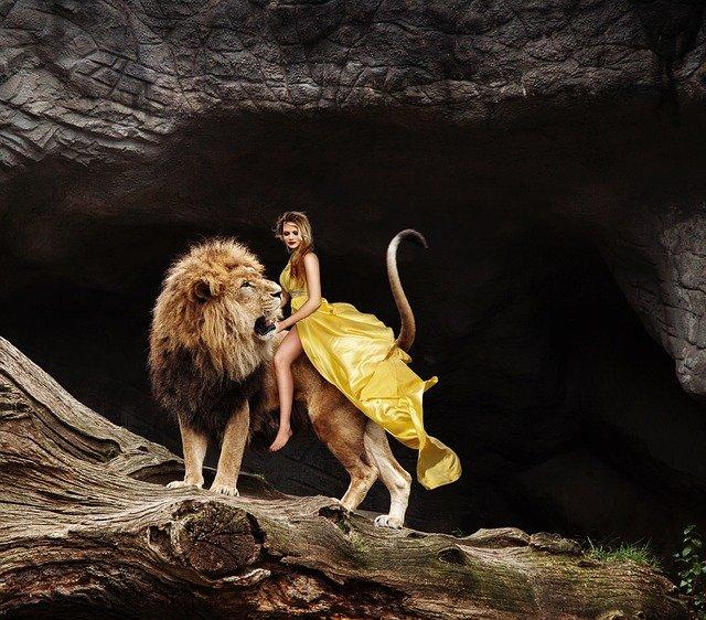 Anyós viccek oroszlán